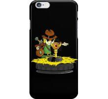 Raiders of the boss key iPhone Case/Skin