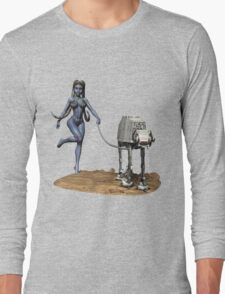 Sci-Fi Fantasy 3 Long Sleeve T-Shirt