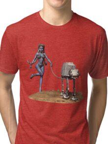 Sci-Fi Fantasy 3 Tri-blend T-Shirt