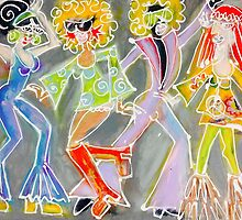 Saturday Night Fever by Chantal Guyot