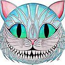 Cheshire Cat by studinano