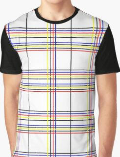 Piet Mondrian-Inspired 4 Graphic T-Shirt