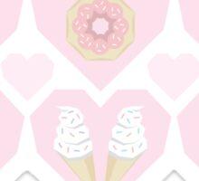 Pastel Sweets Sticker
