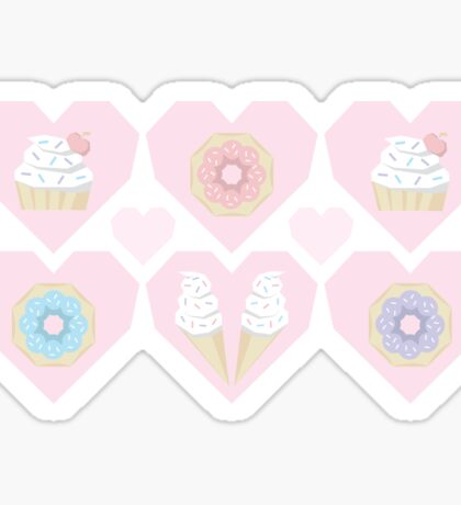 Pastel Sweets Sticker
