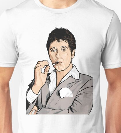 Al Pacino Scarface Pop Art  T-Shirt