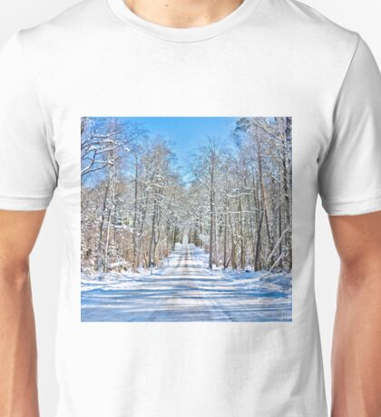 Road to Vittaryd Unisex T-Shirt
