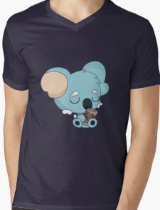 Komala - Pokémon Mens V-Neck T-Shirt