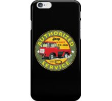 Willys Jeep FC-150 4x4 iPhone Case/Skin
