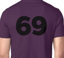 No. 69 Unisex T-Shirt