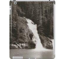 Alaska Waterfall iPad Case/Skin
