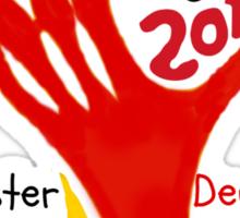 FIFA World Cup Champion  Deutschland Glückwunsch Sticker