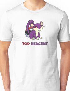Pokemon GO: Rattata - TOP PERCENT Unisex T-Shirt