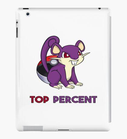 Pokemon GO: Rattata - TOP PERCENT iPad Case/Skin