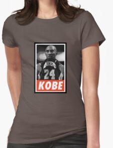 (BASKETBALL) Kobe Bryant Womens Fitted T-Shirt