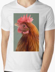 Henrietta  Mens V-Neck T-Shirt