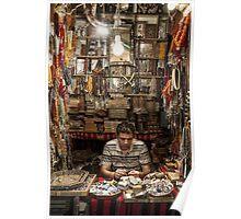 The Trincket Merchant #0101 Poster