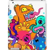 Stickerium - aquarium of stickers iPad Case/Skin