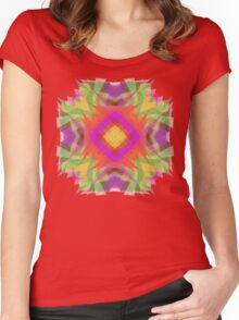 mantra Women's Fitted Scoop T-Shirt