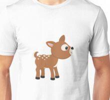 Cartoon Deer Unisex T-Shirt