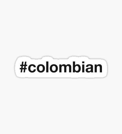 COLOMBIA Sticker