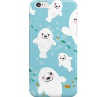 Seals Pattern iPhone Case/Skin