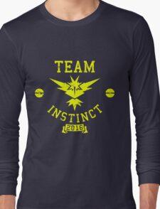 team instinct - pokemon Long Sleeve T-Shirt