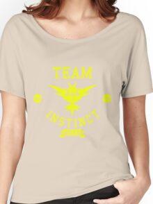 team instinct - pokemon Women's Relaxed Fit T-Shirt