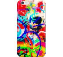 Crazy Graffiti iPhone Case/Skin