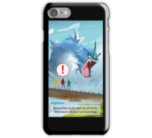 Pokemon GO Loading Screen Cover iPhone Case/Skin