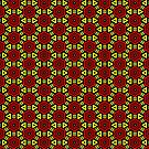 Geometric Abstract 180509(02) by Artberry