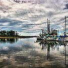 Ocean Springs Harbor by Kevin McLeod