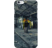 Production Room iPhone Case/Skin