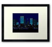 The Streets I Grew Up On Framed Print