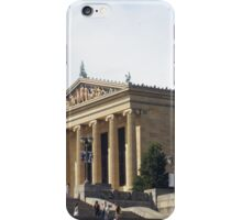 PMA Philadelphia Museum of Art  iPhone Case/Skin