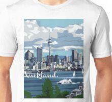 Auckland Harbour Unisex T-Shirt