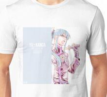 Yuu Kanda Blue Unisex T-Shirt
