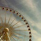 Wheel to Sky by Paul Rees-Jones