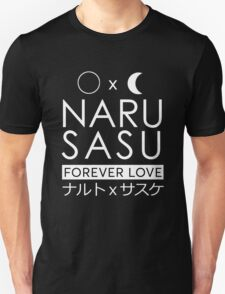 NaruSasu forever love Unisex T-Shirt