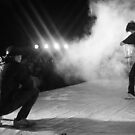 Break Dance Competition Dien Bien Phu by Andrew  Makowiecki