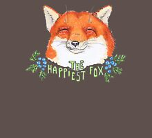 A happy smily Fox Unisex T-Shirt