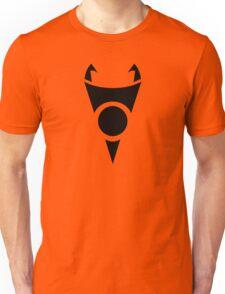 Irken Invader Symbol (Black) Unisex T-Shirt
