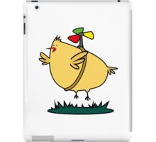 Flying chick iPad Case/Skin