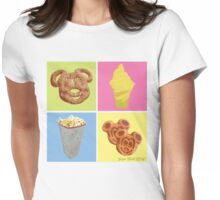 Vegan Treats Womens Fitted T-Shirt