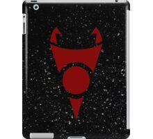 Irken Invader Symbol (Red) iPad Case/Skin