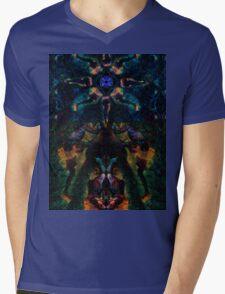 Climb-o-scope Mens V-Neck T-Shirt