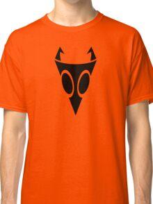 Irken Military Symbol (Black) Classic T-Shirt