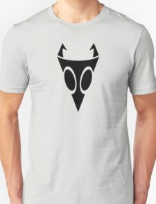 Irken Military Symbol (Black) Unisex T-Shirt