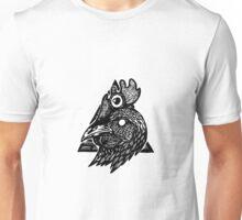 Chicken Illuminati Unisex T-Shirt