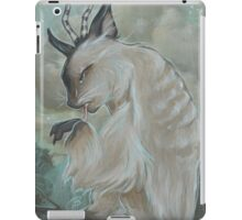 Meowl II - owl cat iPad Case/Skin