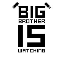 Big Brother George Orwell Surveillance State Photographic Print